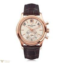 Patek Philippe Annual Calendar Chronograph 18K Rose Gold...