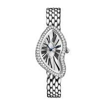 Cartier Crash Manual Ladies Watch Ref WL420051