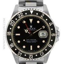 Rolex stainless steel vintage GMT-Master
