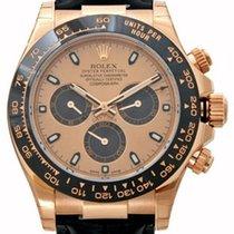 롤렉스 (Rolex) Cosmograph Daytona 116515LN Champagne Index Black...