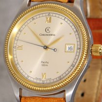 Chronoswiss Pacific Automatic with Central Seconds, Date