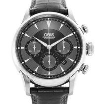Oris Watch Artelier Chronograph 676 7603 40 54 LS