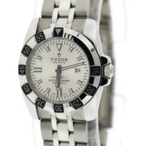 Tudor Lady Hydronaut II Silver Dial Stainless Steel