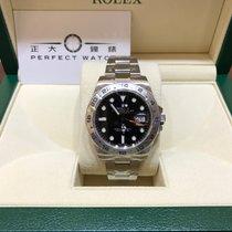 勞力士 (Rolex) 216570BK Explorer II Black Dial 42mm