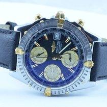 Breitling Chronomat Gt Herren Uhr Automatik 39mm Stahl/gold...