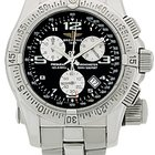 "Breitling ""Emergency Mission"" Chronograph."