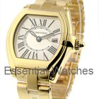 Cartier Roadster Small Size - Yellow Gold on Bracelet