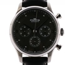 Fortis Tycoon Stahl Automatik Chronograph 41mm