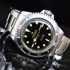 Rolex 5512 Submariner Square Guard Tropical Gilt Dial