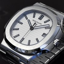 Patek Philippe [NEW] Nautilus White Dial Stainless Steel 5711/1A