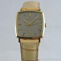 Jaeger-LeCoultre 18k Yellow Gold Manual Wind