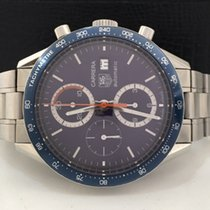 TAG Heuer Carrera Calibre 16 Chronograph Automatico Blue Edition