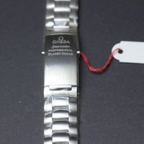 Omega Seamaster Watch Strap Stainless steel - Length: 18,5 cm...