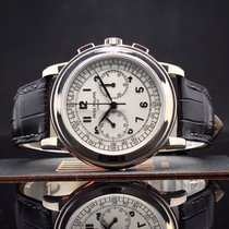 Patek Philippe Complication Chronograph White Gold (Discontinu...