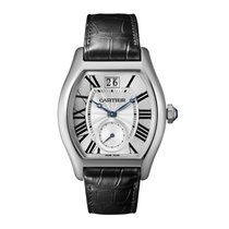 Cartier Tortue Manual Mens Watch Ref W1556233