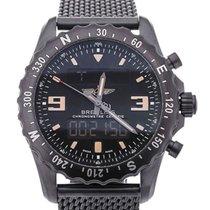 Breitling Chronospace Military 46 Quartz Digital Display