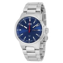 Oris Men's  01 735 7716 4155-07 8 24 50  Williams F1 Day Date