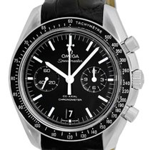"""Omega """"Speedmaster"""" Moonwatch Co-Axial Chronograph."""