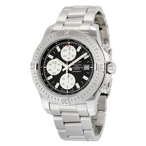 Breitling Colt Chronograph Automatic Black Dial Mens Watch...