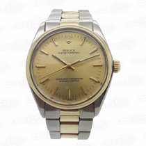 Rolex Oyster Perpetual 1002 Steel and Gold