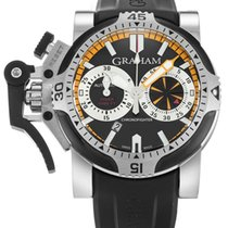 Graham Chronofighter Oversize Diver Turbo