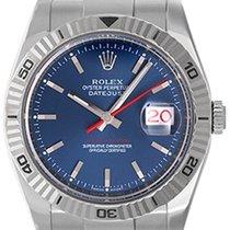 Rolex Turnograph Datejust Men's Stainless Steel Watch 116264