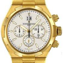 Vacheron Constantin Overseas Chronograph Yellow Gold