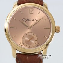 Other H. Moser & Cie. Endavour Small Seconds 1321-0101 Box...