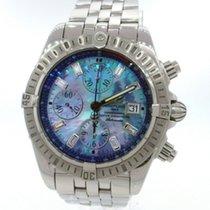 Breitling Chronomat Evolution MOP Diamonds