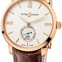 Ulysse Nardin San Marco Classico Automatic Small Seconds 40mm...