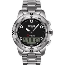 Tissot T- Touch II Stainless Steel Gent