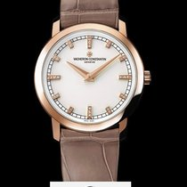 Vacheron Constantin Traditionnelle Petit Modèle Rose Gold 30mm T