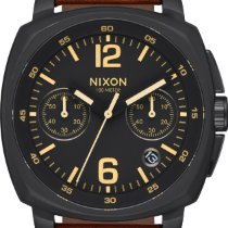 Nixon Charger Chrono A1073-2447 Herrenchronograph Design...