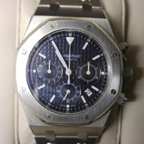 Audemars Piguet Royal Oak - Chronograph Kasparov - Black Dial...