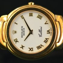 Rolex Cellini in 18k Yellow Gold