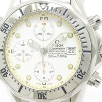 Omega Polished Omega Seamaster Chronograph Professional 300m...