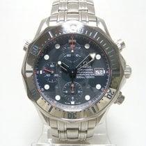 Omega - Seamaster Chronograph 300m complet acier