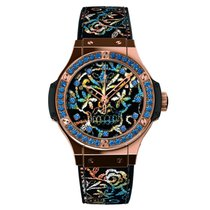 Hublot Big Bang Broderie Sugar Skull 343.PS.6599.NR.1201 Watch