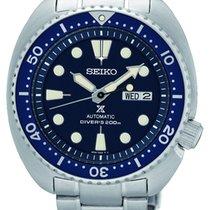 Seiko Turtle Herrenuhr Prospex Automatik Diver, SRP773K1