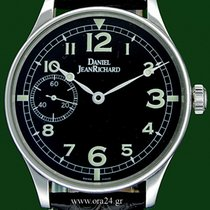 JeanRichard Bressel 42mm Manual Winding Small Seconds Open Back