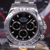 Rolex Oyster Perpetual Daytona Stainless Steel Chronograph...