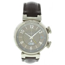 Louis Vuitton Tambour Reveil GMT Q1154