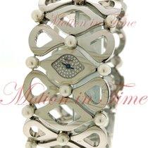 Chopard Pushkin Ladies, Diamond Dial - White Gold on Bracelet...