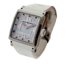 Roger Dubuis Kingsquare in Steel with White Dial