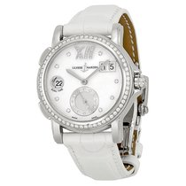 Ulysse Nardin Dual Big Time Automatic Mother of Pearl Dial...
