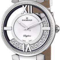Candino Elegant C4530/1 Damenarmbanduhr Durchbrochenes...
