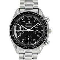 Omega 3510.50.00 Speedmaster Reduced - Steel on Bracelet with...