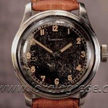 Longines Sei Tacche Military-style Ref. 22582 Original 1943...