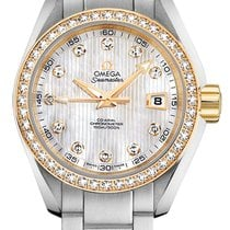 Omega Aqua Terra Ladies Automatic 30mm 231.25.30.20.55.004