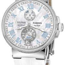 Ulysse Nardin Marine Chronometer Manufacture 43mm 1183-126b/430